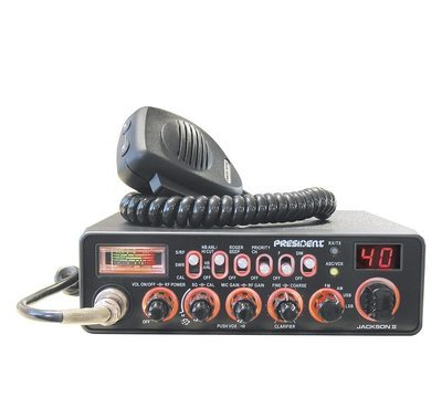 Радиостанция CB Jackson II ASC