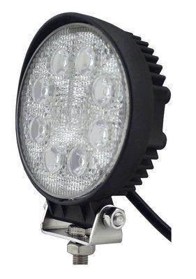 Светодиодная (LED) фара дальнего света РИФ 24W SM-913P