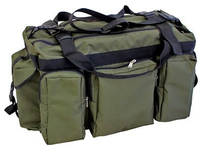 Сумка - офицерская 100л, цвет-хаки, рип-стоп, Oxford PU 600