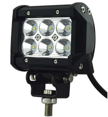 Светодиодная (LED) фара дальнего света РИФ 18W SM-930P