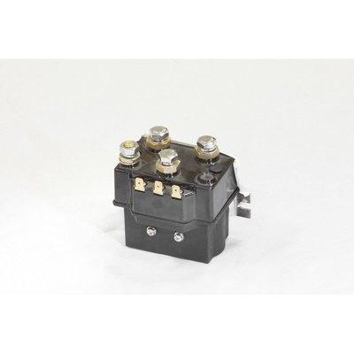 Соленоид (контактор) для автомобильных лебедок СТОКРАТ 24V 400A