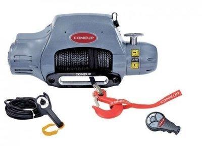 Лебедка электрическая автомобильная COMEUP Seal 9.5rsi (12в)