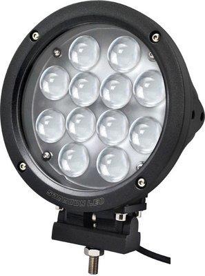 Светодиодная (LED) фара дальнего света РИФ 60W SM-7600P