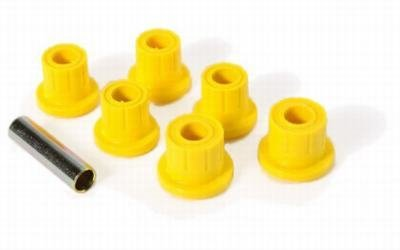 Втулки рессорные для Nissan NAVARA D40 для штатных серег