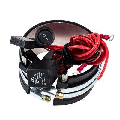 Предпусковой нагреватель с кнопкой Номакон ПБ-102