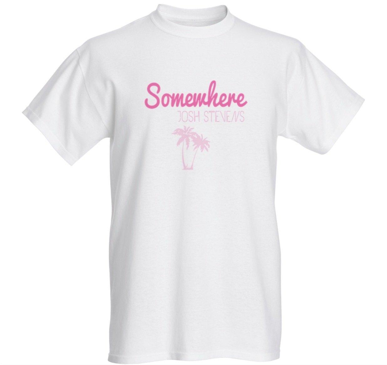 Somewhere - T-shirt