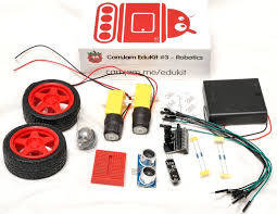 A PiWars USA Build-A-Pi Robot Kit