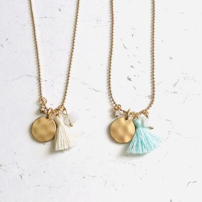 Billie Tassel Necklace