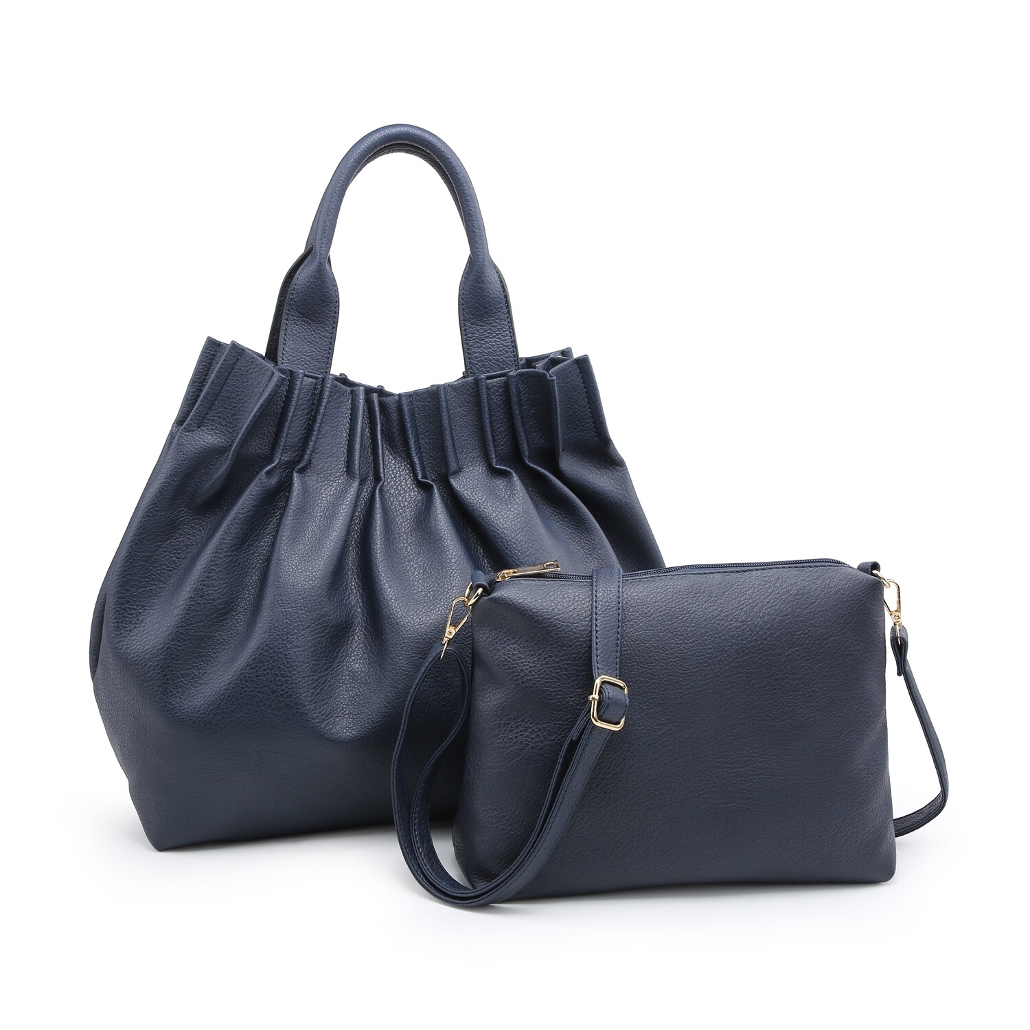 Chloe Two In One Tote Black