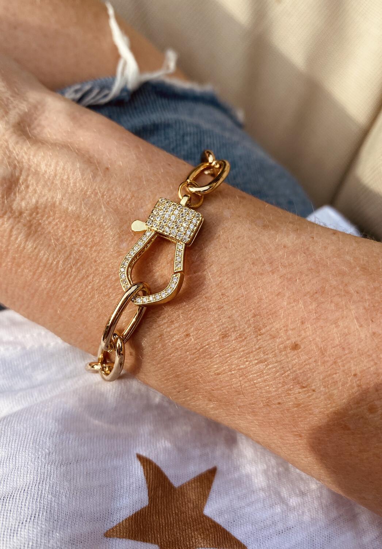 Dio Lock Bracelet