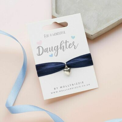 Daughter Stretch Bracelet