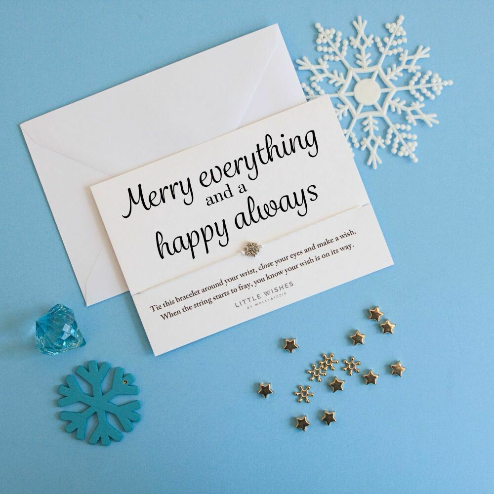Merry Everything & A Happy Always