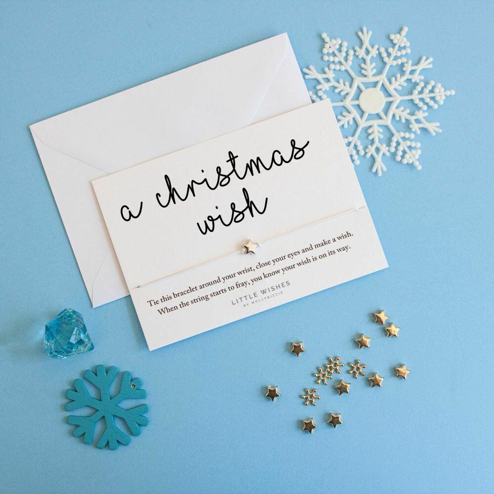 A Christmas Wish...