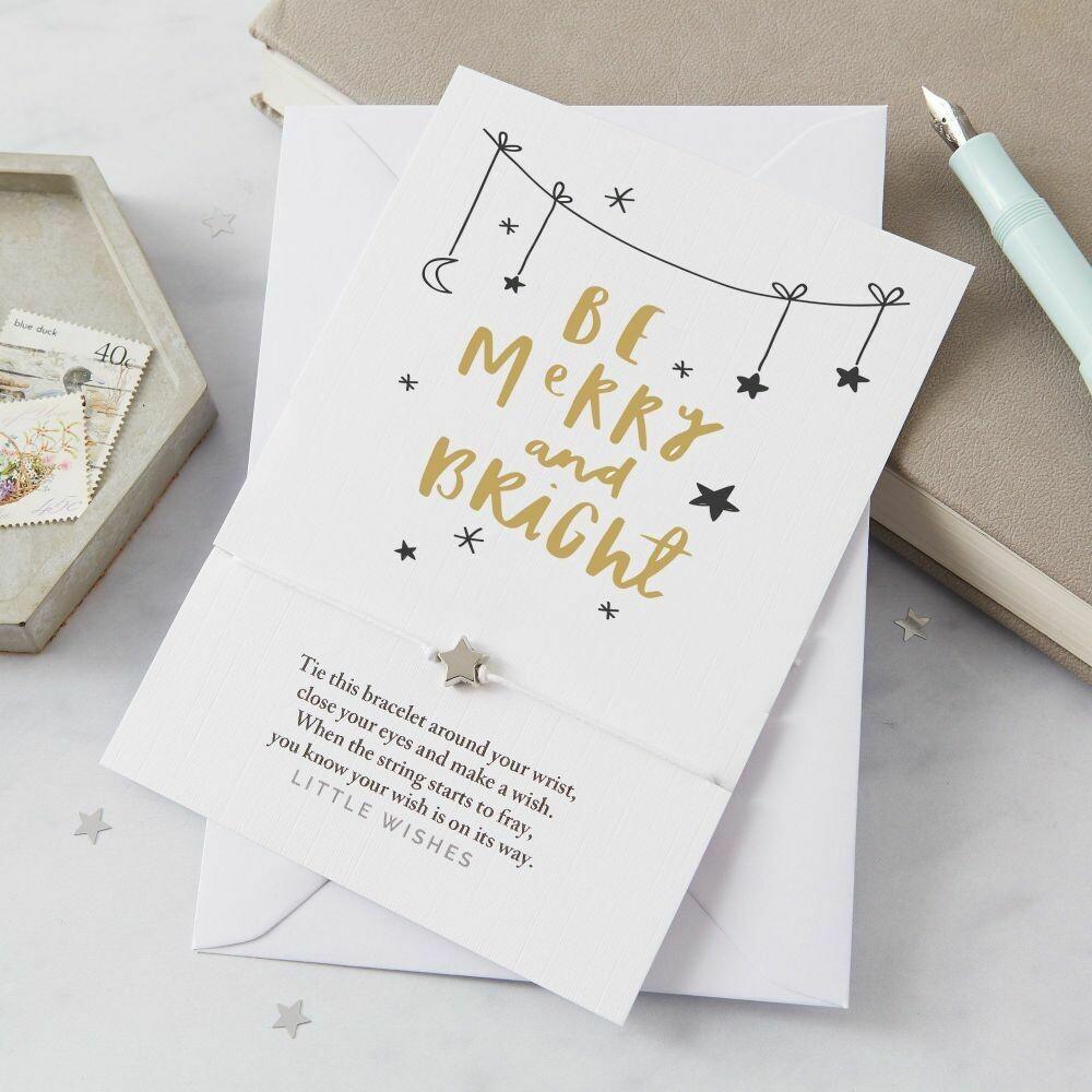 Be Merry & Bright Wish