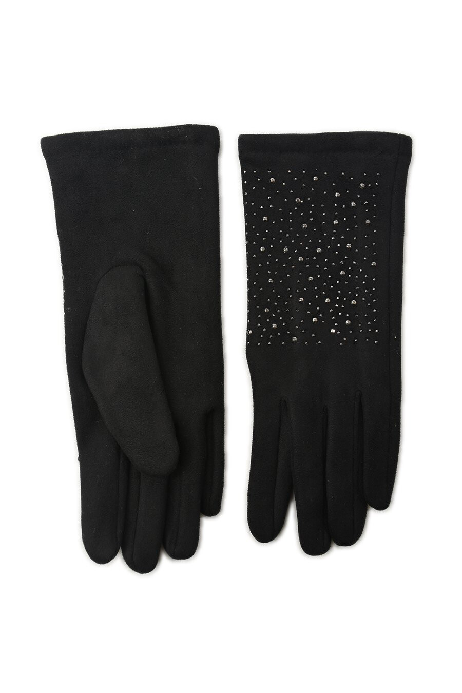 Scattered Stud Gloves