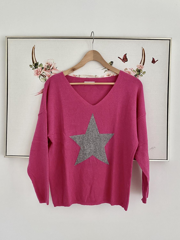 Alula Star Jumper Pink ✨