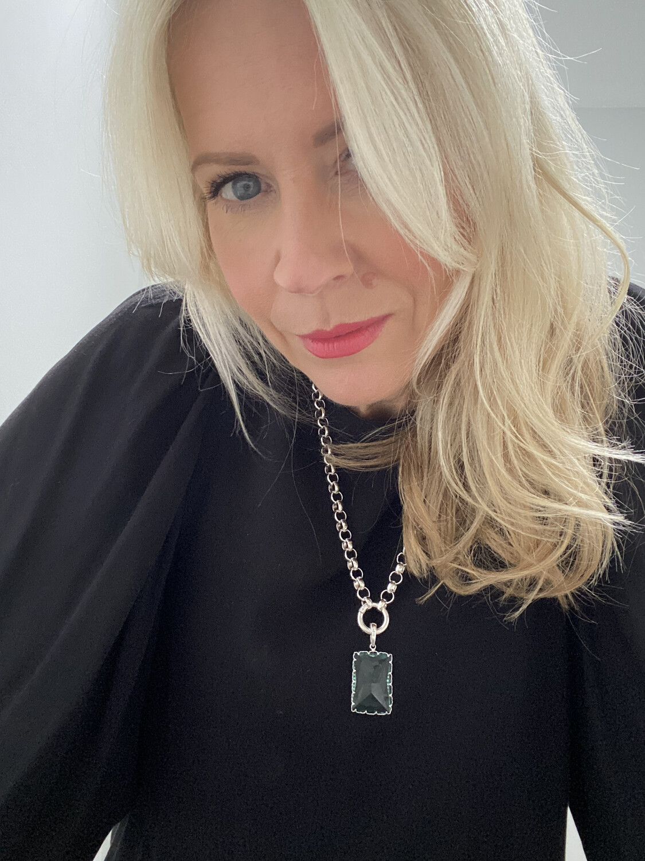 Ophelia Demi Fine Necklace