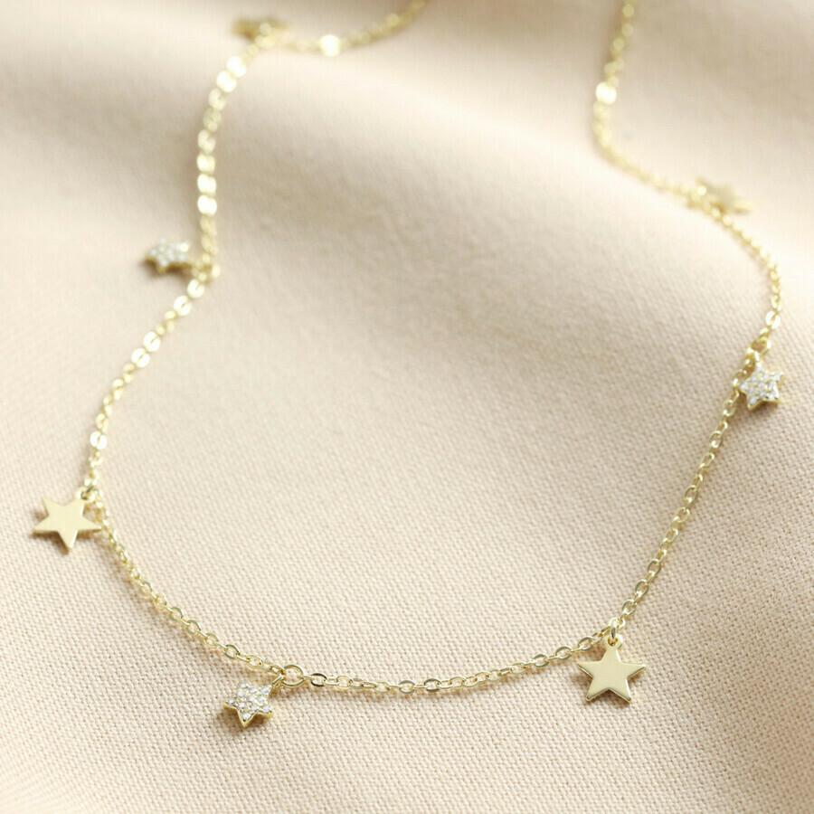 Miranda Star Necklace