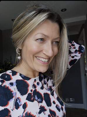 Celeste Sparkly Statement Earrings