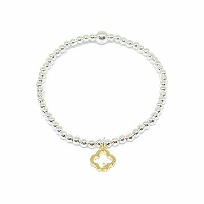 Fleur Charm Bracelet