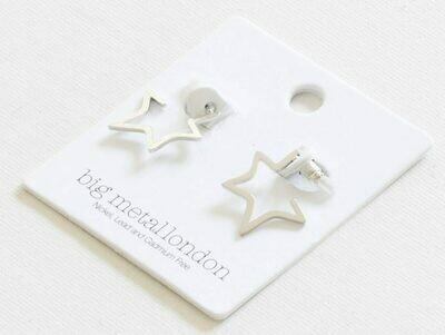 Chiara Star Earrings