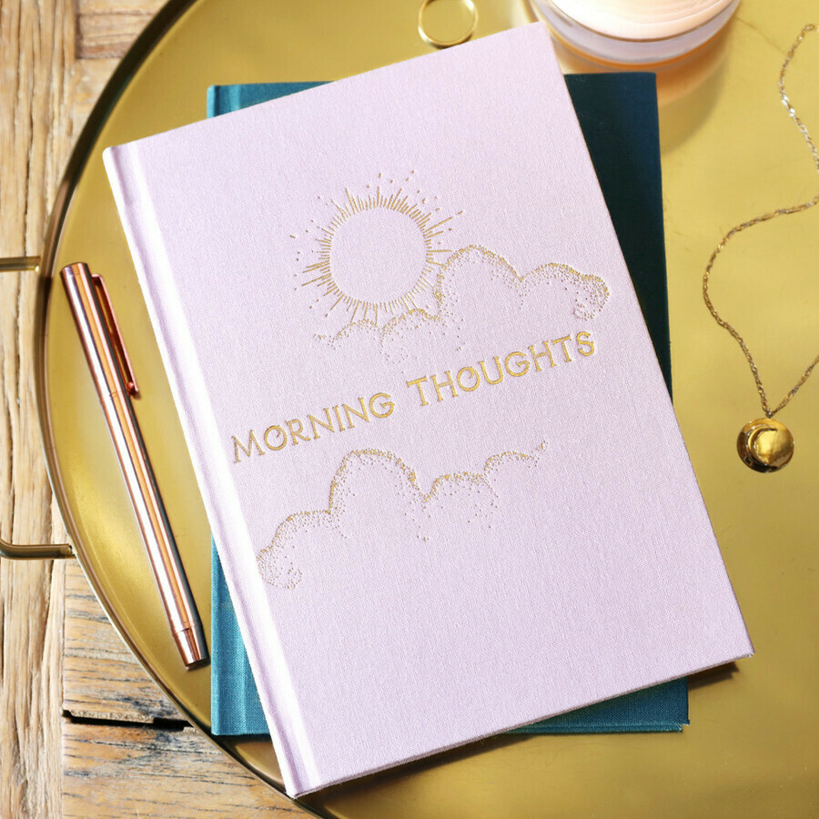 Two Way Morning & Night Notebook