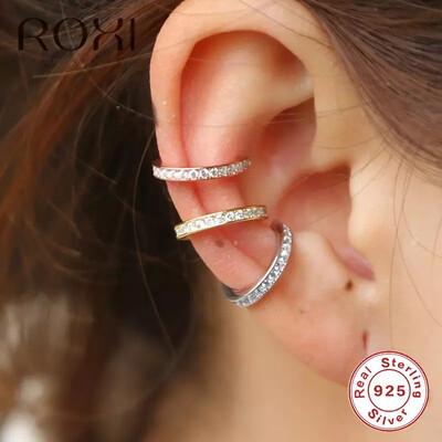 Cristal Ear Cuff
