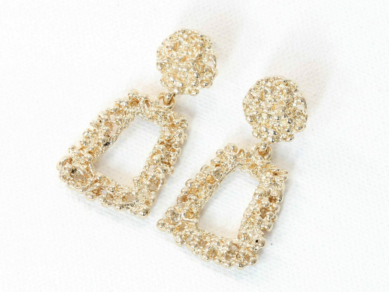 Cordelia Statement Earrings