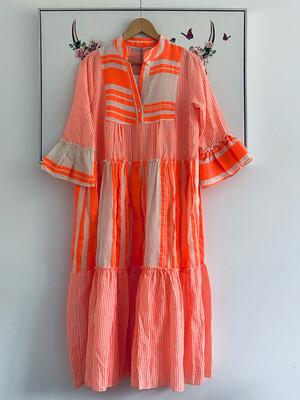 Paloma 100 % Cotton Maxi Orange