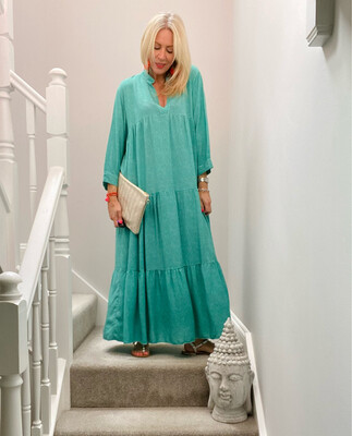 Laura Tiered Maxi