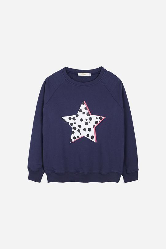 Dalmatian Star Sweat