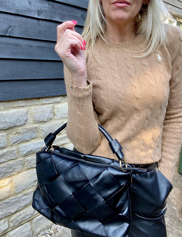 Petra Bag Black
