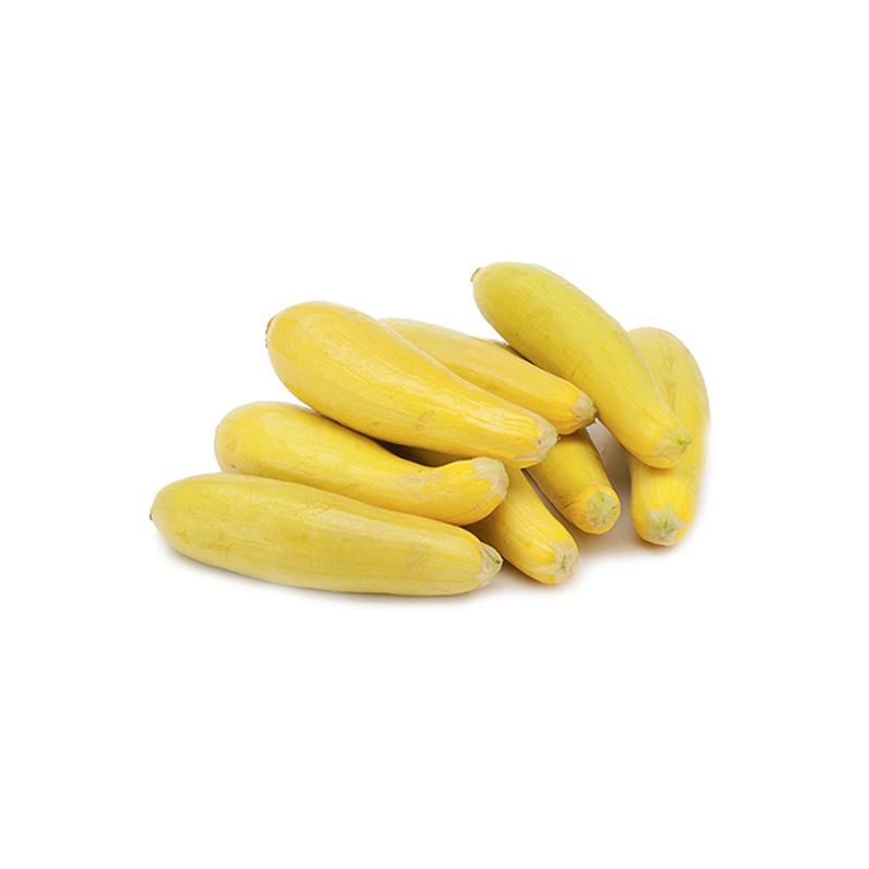 Yellow Squash 1/2 Bushel 18 lbs. Net (HT)