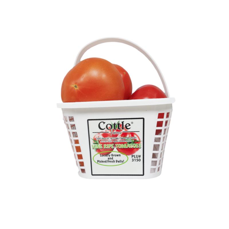 Tomatoes | 2 qt basket (8 per RPC)