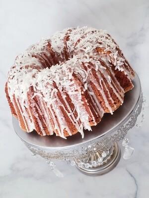 Coconut Creme Pound Cake