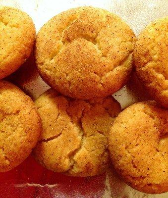 Snickerdoodle Cookies (Dozen)