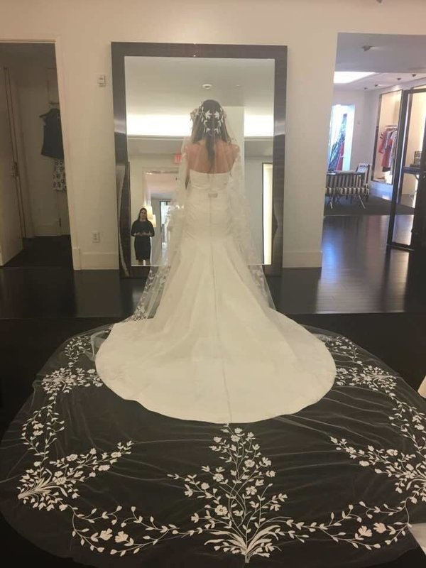 Custome Veil (By Request Only)