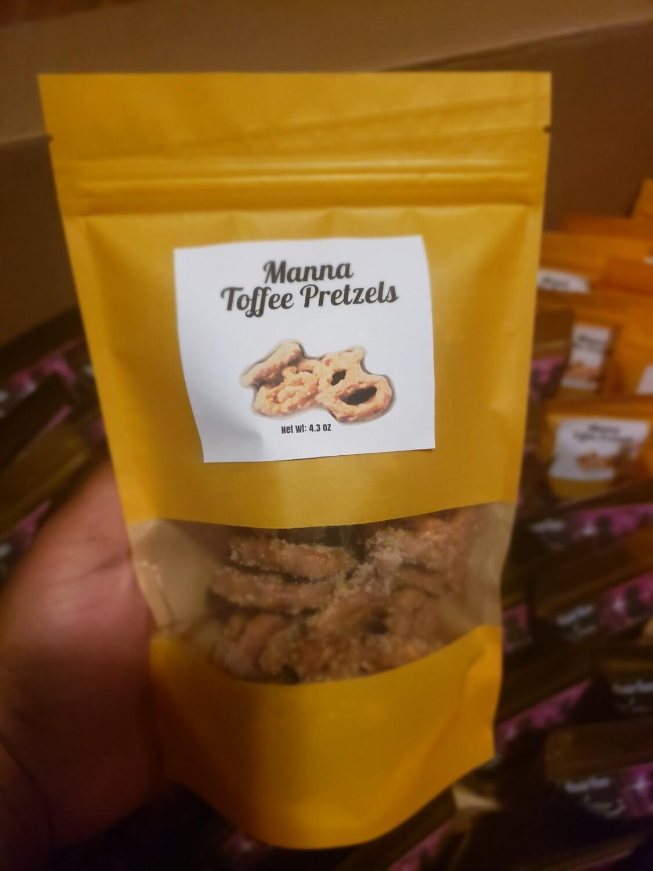 Manna- Gourmet Pretzels