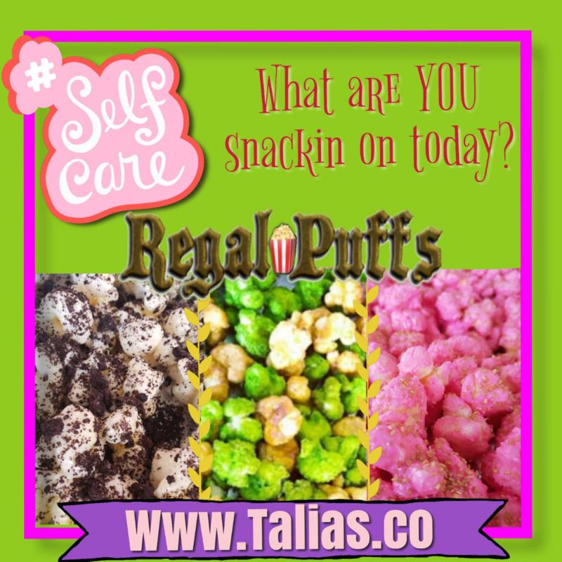 Specialty Flavors Regal Puffs- 3 pk