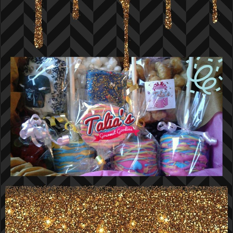 The Queens Goodie Box