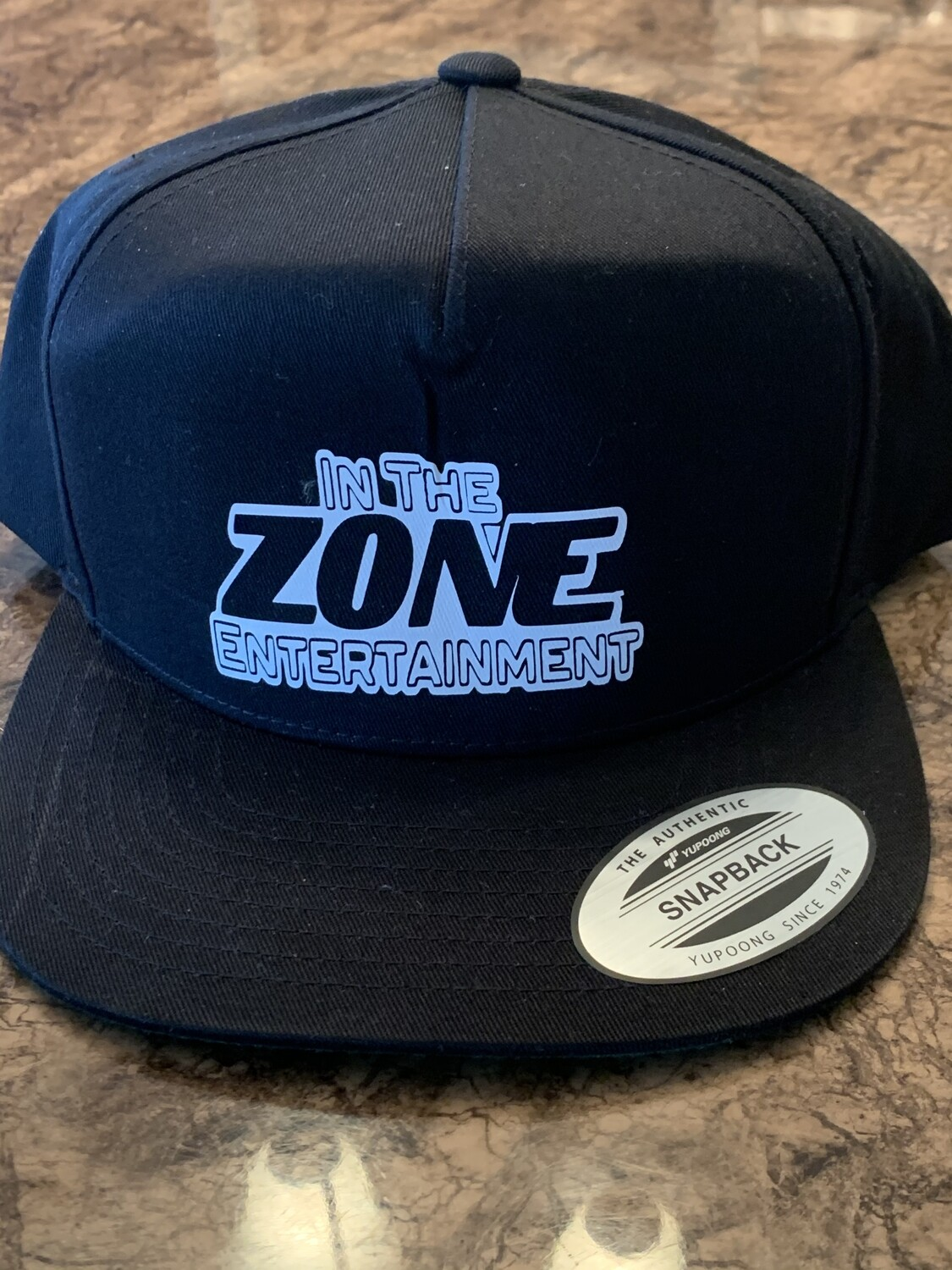 In The Zone Baseball Cap one size fits all