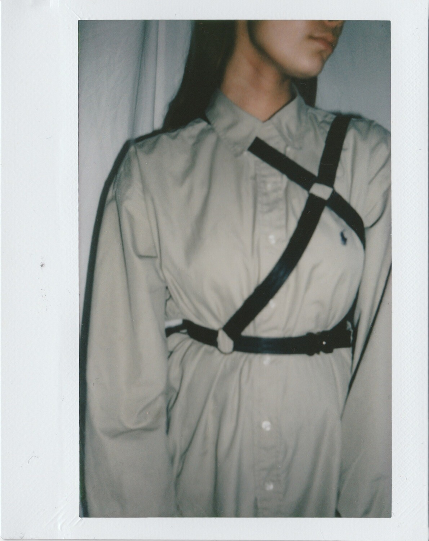 TESH   Cross front harness