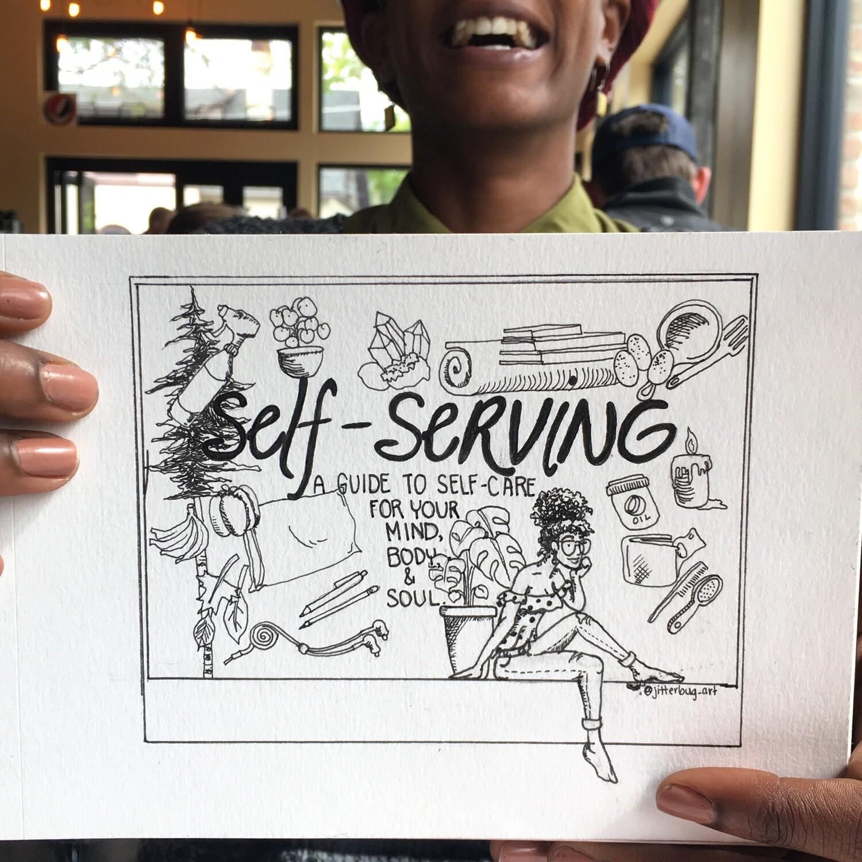 Self-Serving Zine