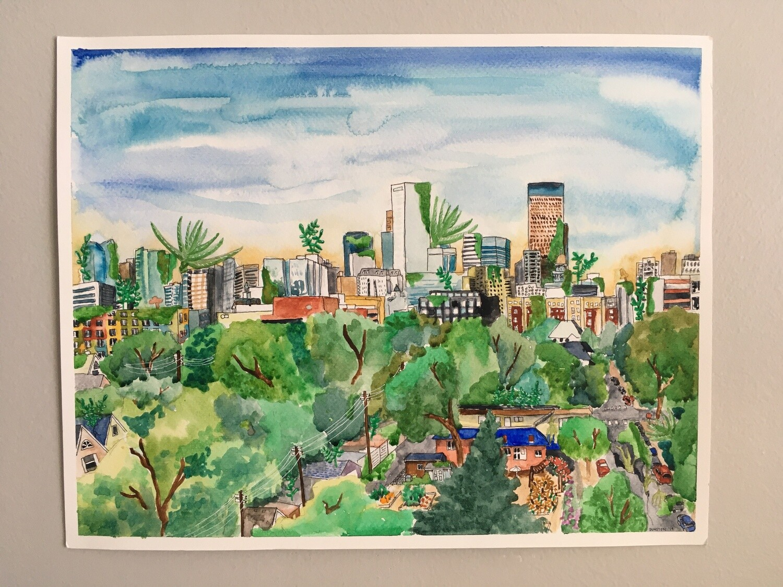 Urban Jungle #3