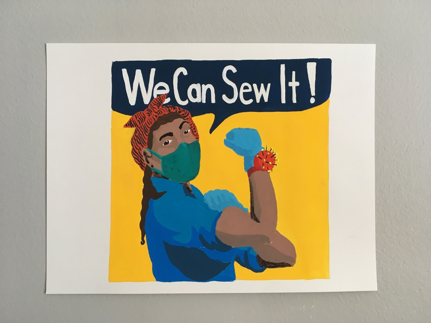 We Can Sew It!