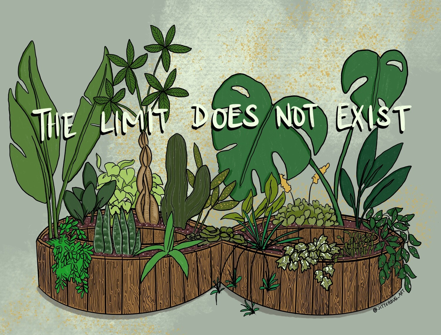 The Limit Does Not Exist Print