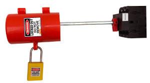 IBL-KIT Isolator Bar Lockout Kit IBL-KIT