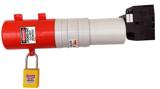 IBL-KIT Isolator Bar Lockout Kit