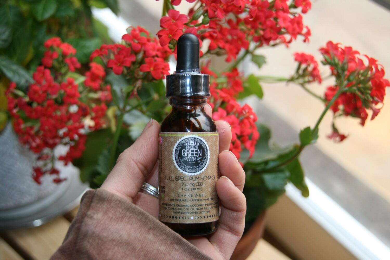 1 oz Full Spectrum Hemp Oil 250 mg