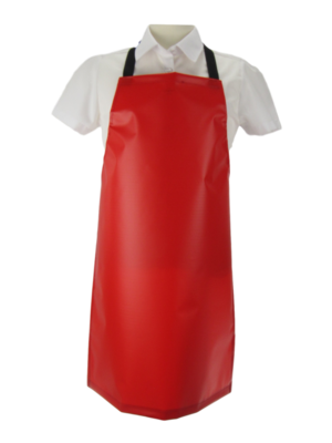 340 gsm FR PVC Aprons 11-13 Years (Medium)